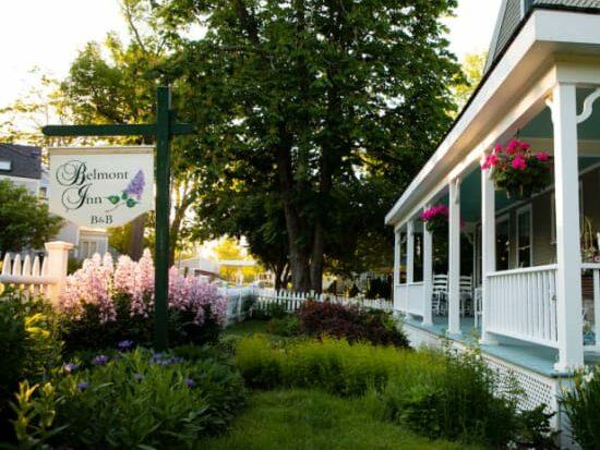 Home, Belmont Inn
